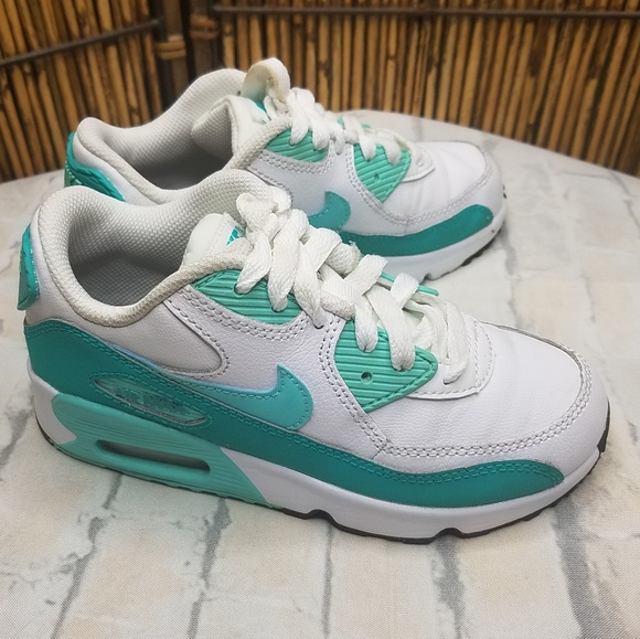 Girl's Nike Air Max Sneakers Size 1